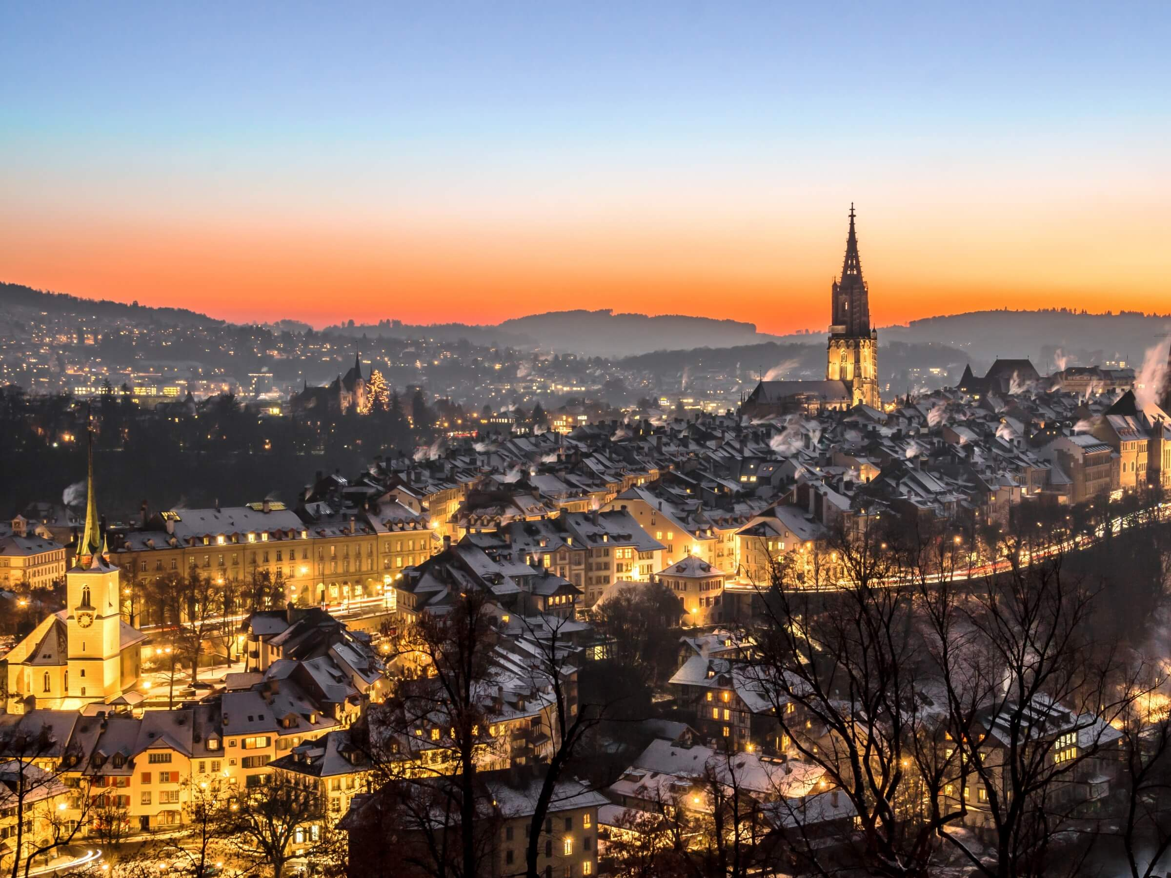 """Bern is one of the cities that take part in the """"Prozenzbuch"""" discount booklet programme."""
