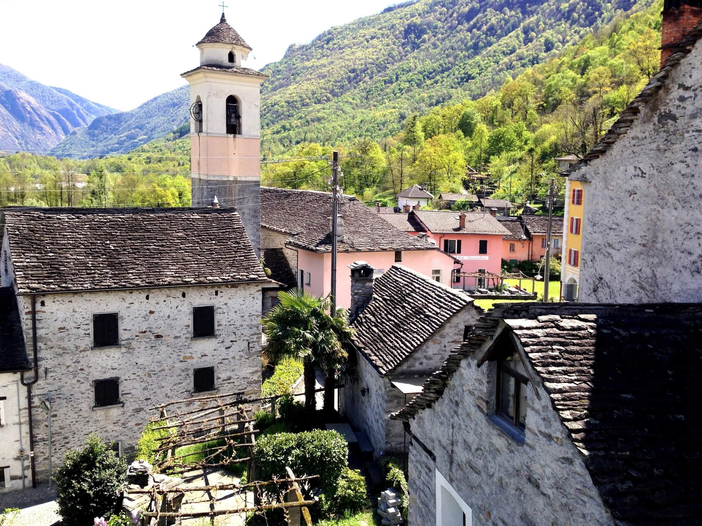 Italian lifestyle meets Switzerland in the Canton of Ticino.