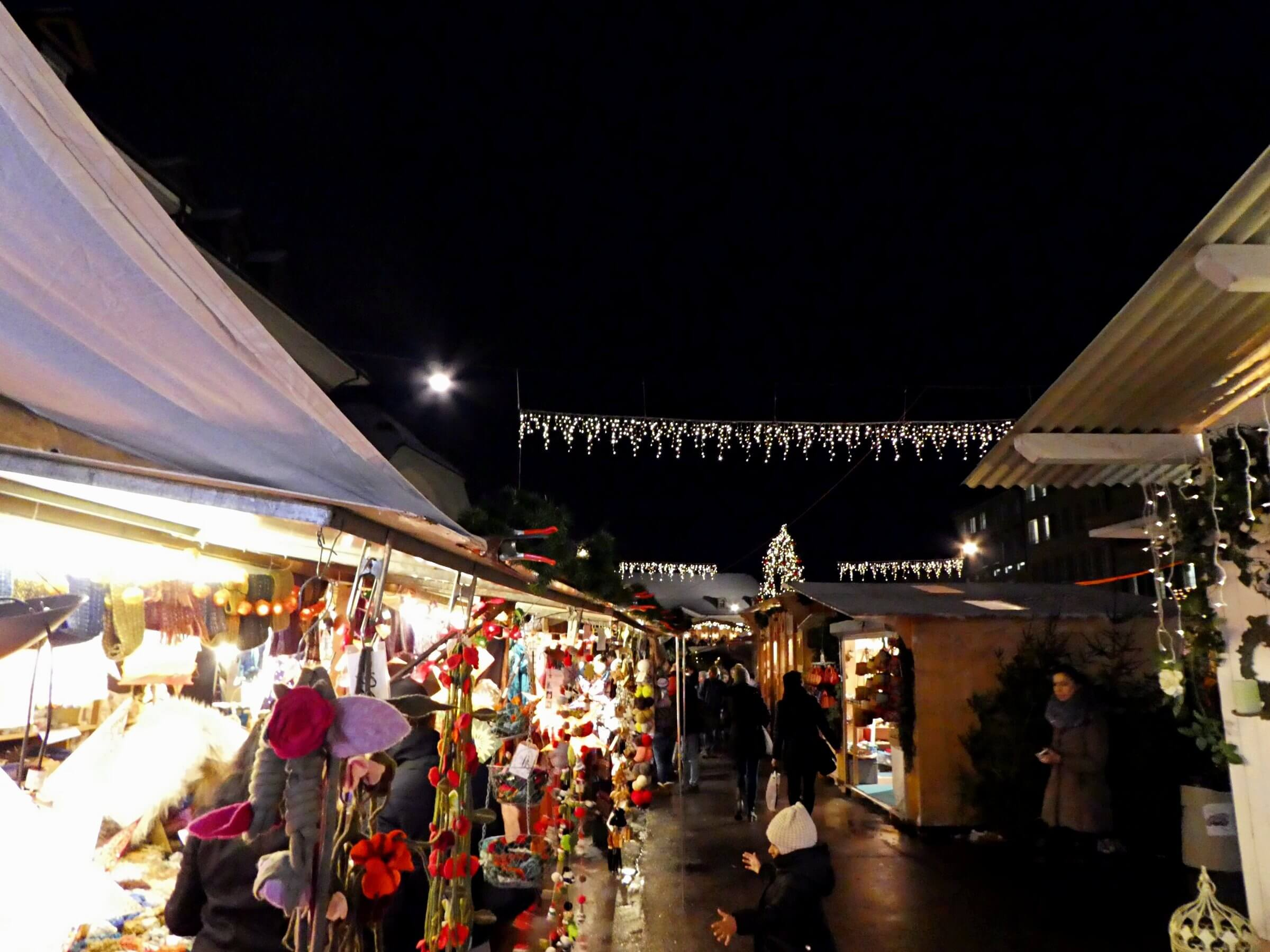 Christmas Market Bern